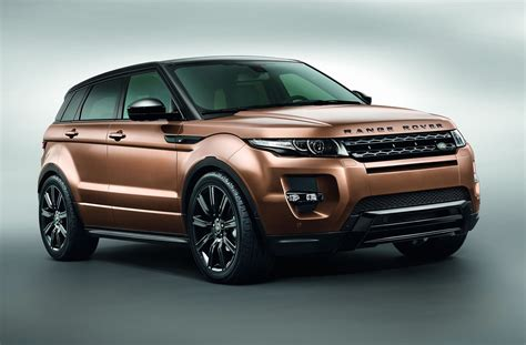 land rover range rover evoque land rover range rover evoque review parkers