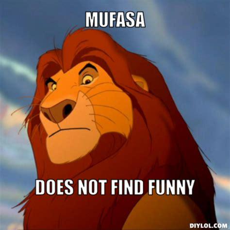 Mufasa Meme - what do you mean you ve never seen lion king mufasa meme