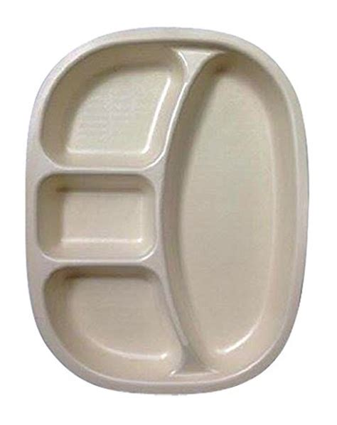 disposable sectioned plates 50 small divided disposable plates 4 compartment business