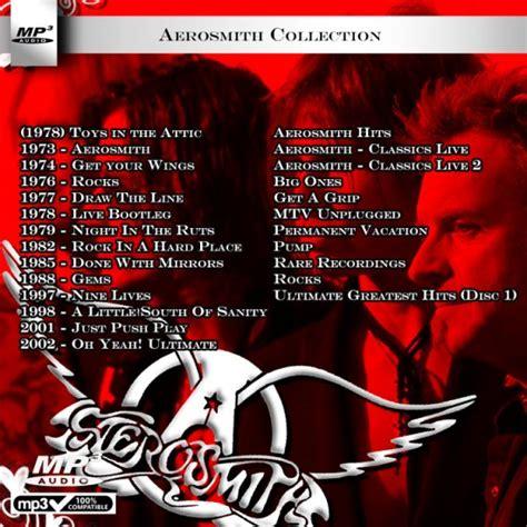 aerosmith best songs aerosmith cd collection