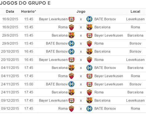 Calendario Da Liga Dos Ceoes Guia Da Chions Real Bayern Companhia Iniciam Ca 231 A