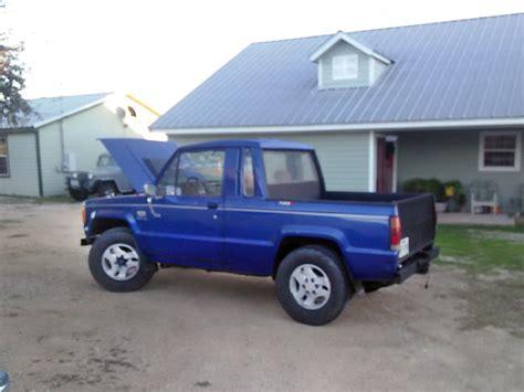 1986 Chevrolet Trooper 6 500 1986 isuzu trooper diesel 4x4