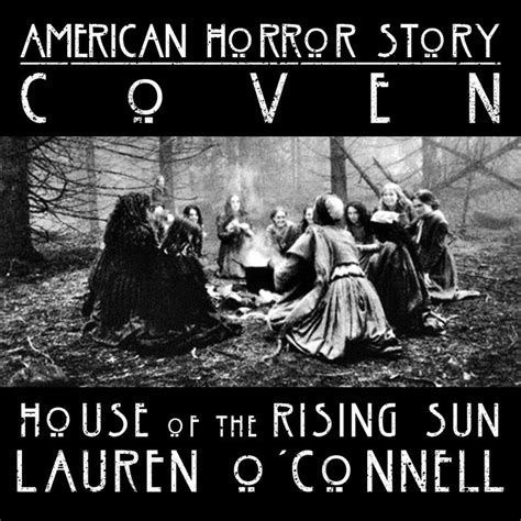 Cover For Lauren O Connell S Version Of House Of The Rising Sun From American