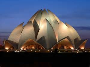 Who Built Lotus Temple Bahai Temple Www Ramnathphoto All Images Are
