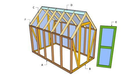 free green house plans wooden free plan drawings wooden greenhouses pdf plans