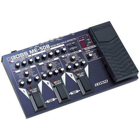 Multi Effect me 50b bass multi effects 171 multi effects bass