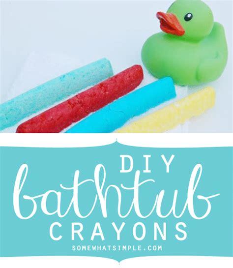 bathtub crayons recipe bathtub crayons somewhat simple
