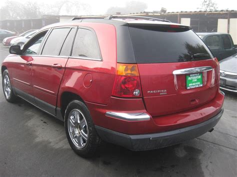 Chrysler Pacifica 2006 For Sale by 2006 Chrysler Pacifica Touring Touring For Sale Stk