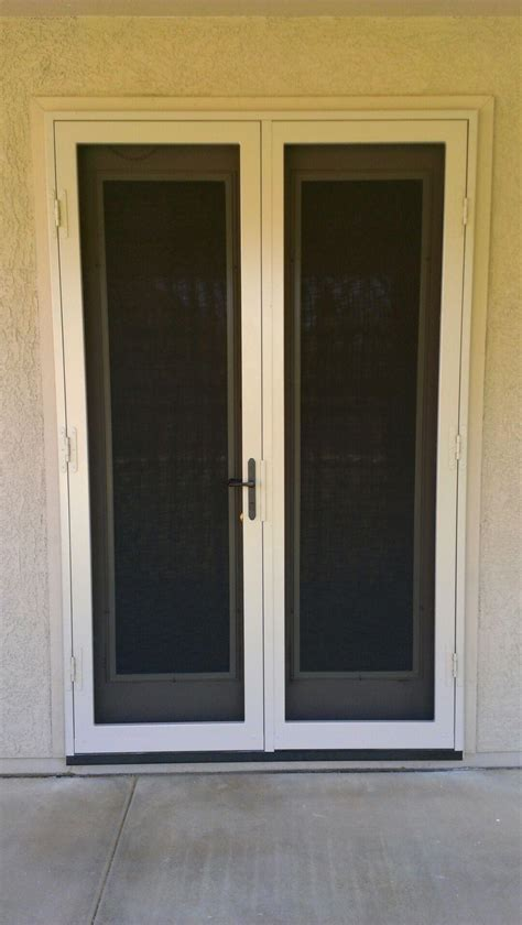 secure door home steel shield security doors more