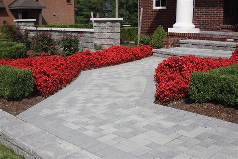oaks landscaping oaks landscape products concrete pavers schut s