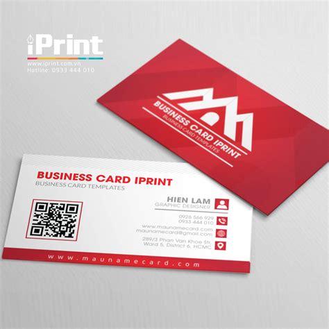 design logo name card name card bất động sản 173 iprint com vn