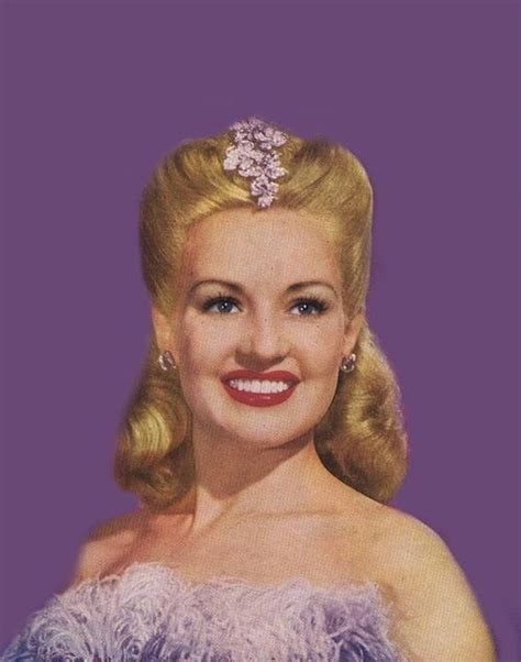 17 best images about betty grable in color on pinterest