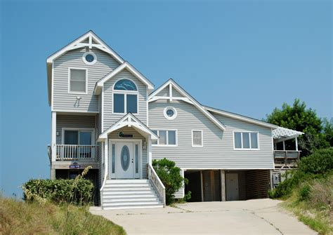 Amazing Grace Corolla Oceanfront Home In Corolla Village Corolla House Rental