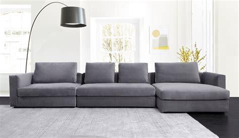 tonini large  shape sofa delux deco