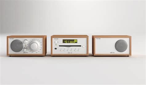 format audio radio 3d model of tivoli radiocombo