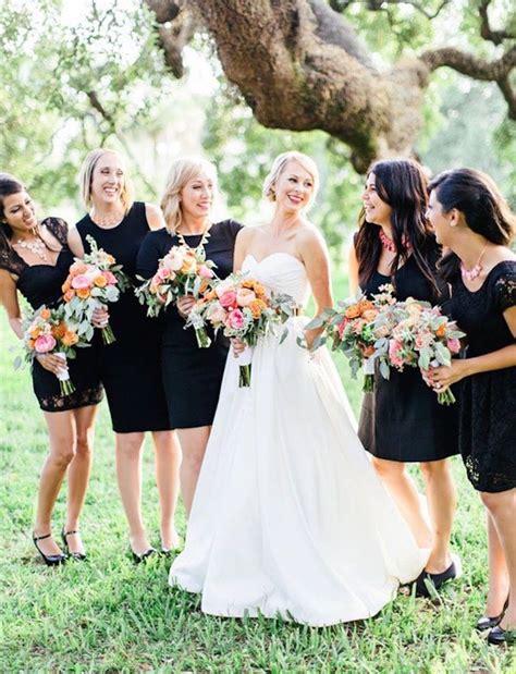 black and white wedding ideas to love modwedding