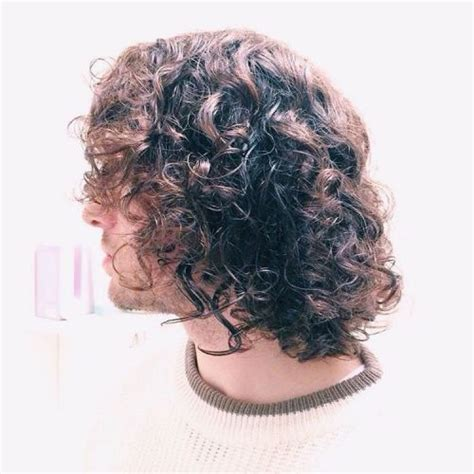 boys hair ringlets curls 55 coolest long hairstyles for men men hairstyles world