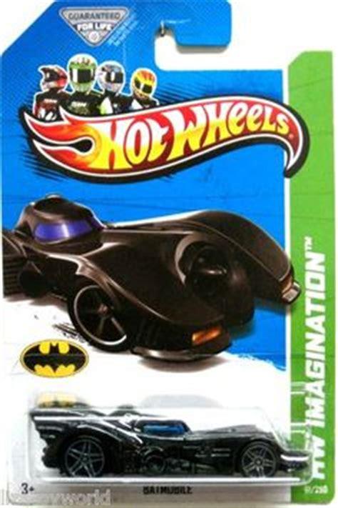 Classic Tv Series Batmobile Hw Imagination Wheels Mattel Moc wheels on wheels batmobile and angry