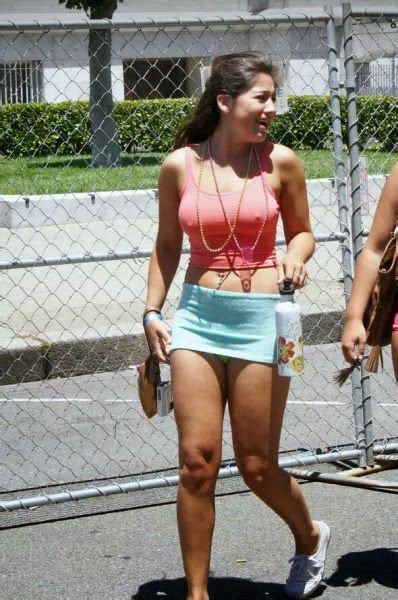young girls see thru pokies pokies and braless girls candid teen going without bra