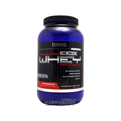Ultimate Nutrition Prostar Whey Protein ultimate prostar whey 907