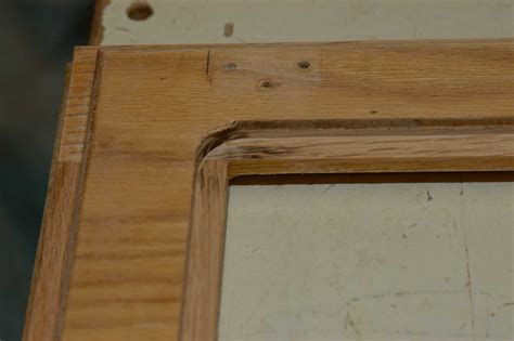 kitchen doors with rounded edges doors slowoodworker s blog