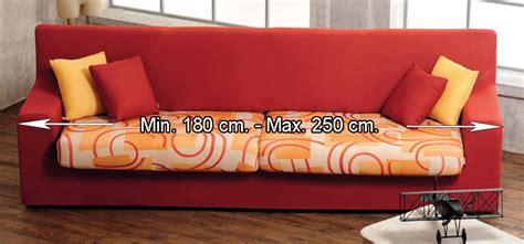 copriseduta divano genius copridivano genius biancaluna 3 posti 180 250 cm g l