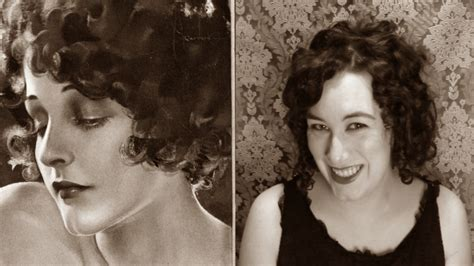 1920s curly hairstyles 1920 s curly quot bob quot for long hair youtube