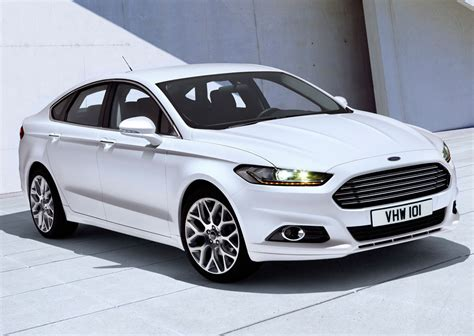 New Ford Mondeo 2018 by 2018 Ford Mondeo Car Photos Catalog 2018