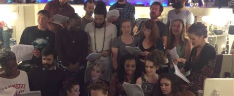 classic literary adaptations la 0658005650 video great comet cast helps dave malloy preview his next adaptation of a literary classic