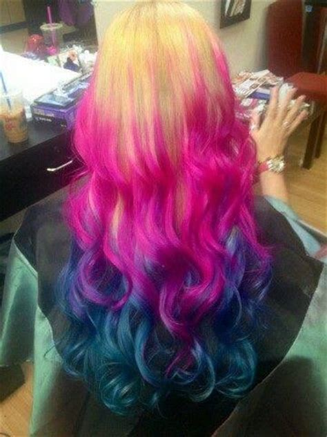 splat hair color multi colored splat color ideas brown hairs