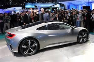2015 Acura Nsx Concept 2015 Acura Nsx Concept Smart Luxury Supercar