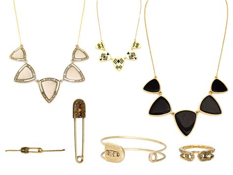 House Of Harlow Jewelry by House Of Harlow Jewelry Fall 2013 Collection