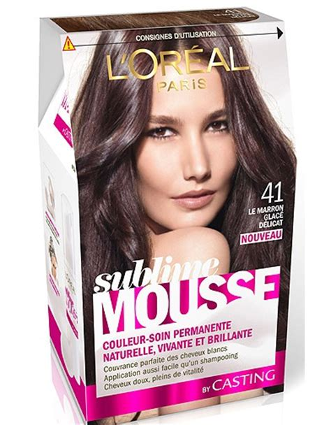 coloration meche cheveux l oreal coloration cheveux l oreal