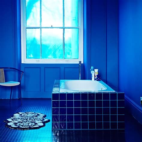 bathroom in blue bathroom flooring how to choose the right flooring