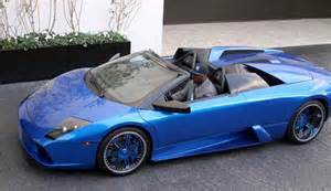 50 Cent Lamborghini Rapper 50 Cent Is Bankrupt Check Out His Car Collection