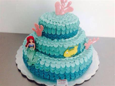 como decorar un pastel de la sirenita ariel imagenes de pasteles de sirenita imagui