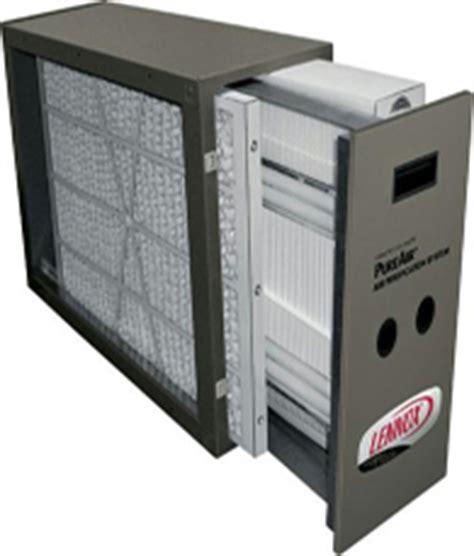 lennox pureair air cleaner