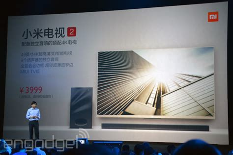 Tv Xiaomi xiaomi s 49 inch android tv boasts 4k for just 640