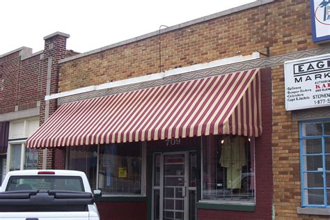 what is an awning renovation photos