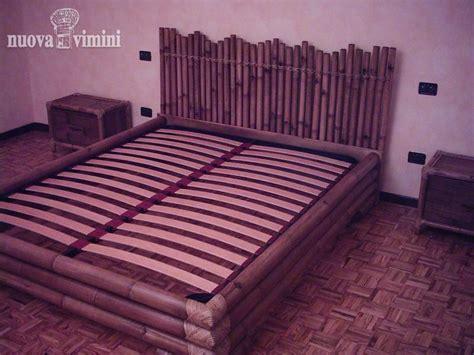 letti in bambu letto etnico bambu letto in bambu