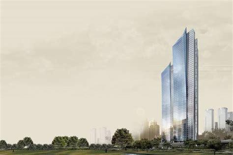 casa domaine menjulang 61 lantai apartemen casa domaine tertinggi di