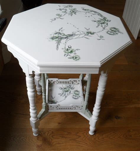 Decoupage Table - two day decoupage furniture workshop autograph interior