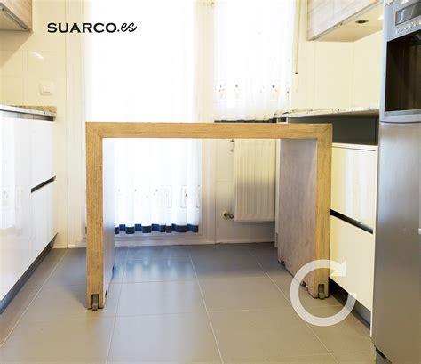 cocina encimera madera cocina estilo n 243 rdico cocinas suarco fabrica y dise 241 o
