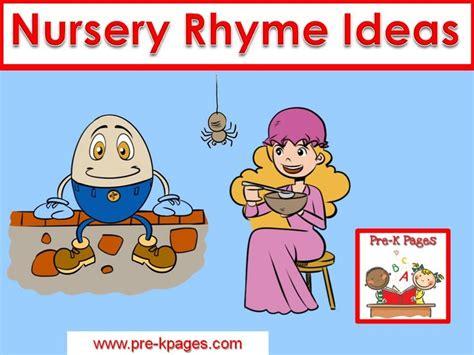 kindergarten themes nursery rhymes 642 best nursery rhyme theme images on pinterest