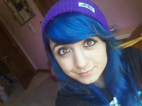 splat blue envy hair pinterest blue