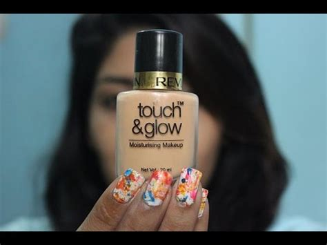 Revlon Touch And Glow Moisturizing Makeup revlon touch and glow moisturizing makeup foundation