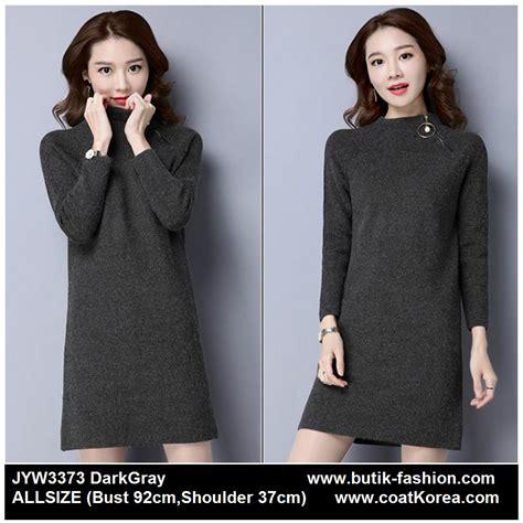 Baju Sweater Wanita Import Green Hooded Style Size S 184233 Sweater Wanita Korea Knitting Sweater Jyw3373 4warna