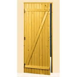 porte de service en bois antiope sothoferm fabricant