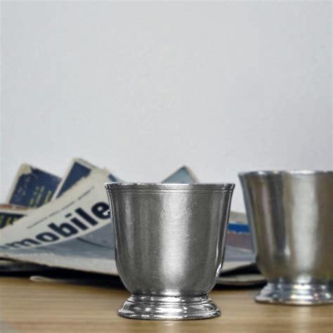 pewter barware pewter tumbler italian pewter drinkware