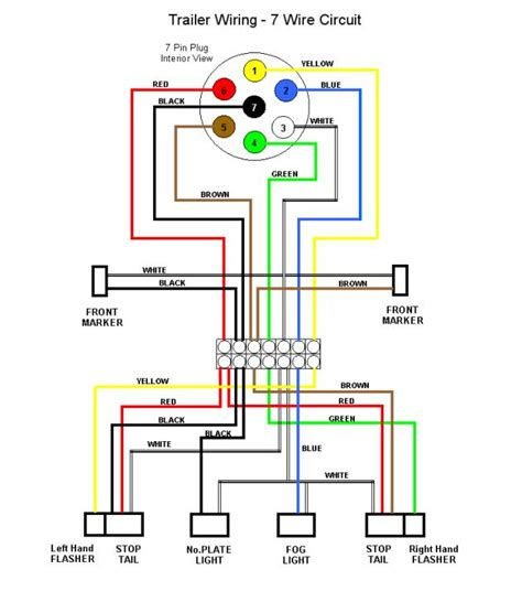 c er trailer battery wiring diagram c free engine image